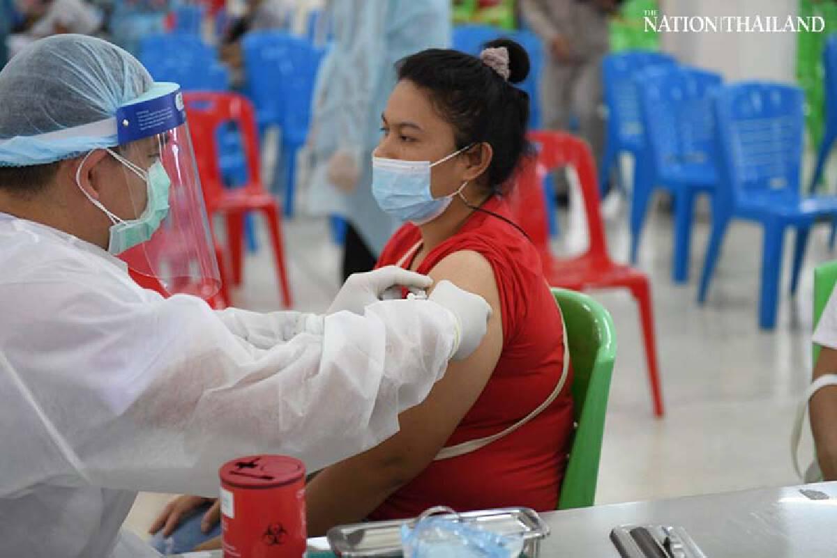 Bang Khae cluster targeted with more jabs next week