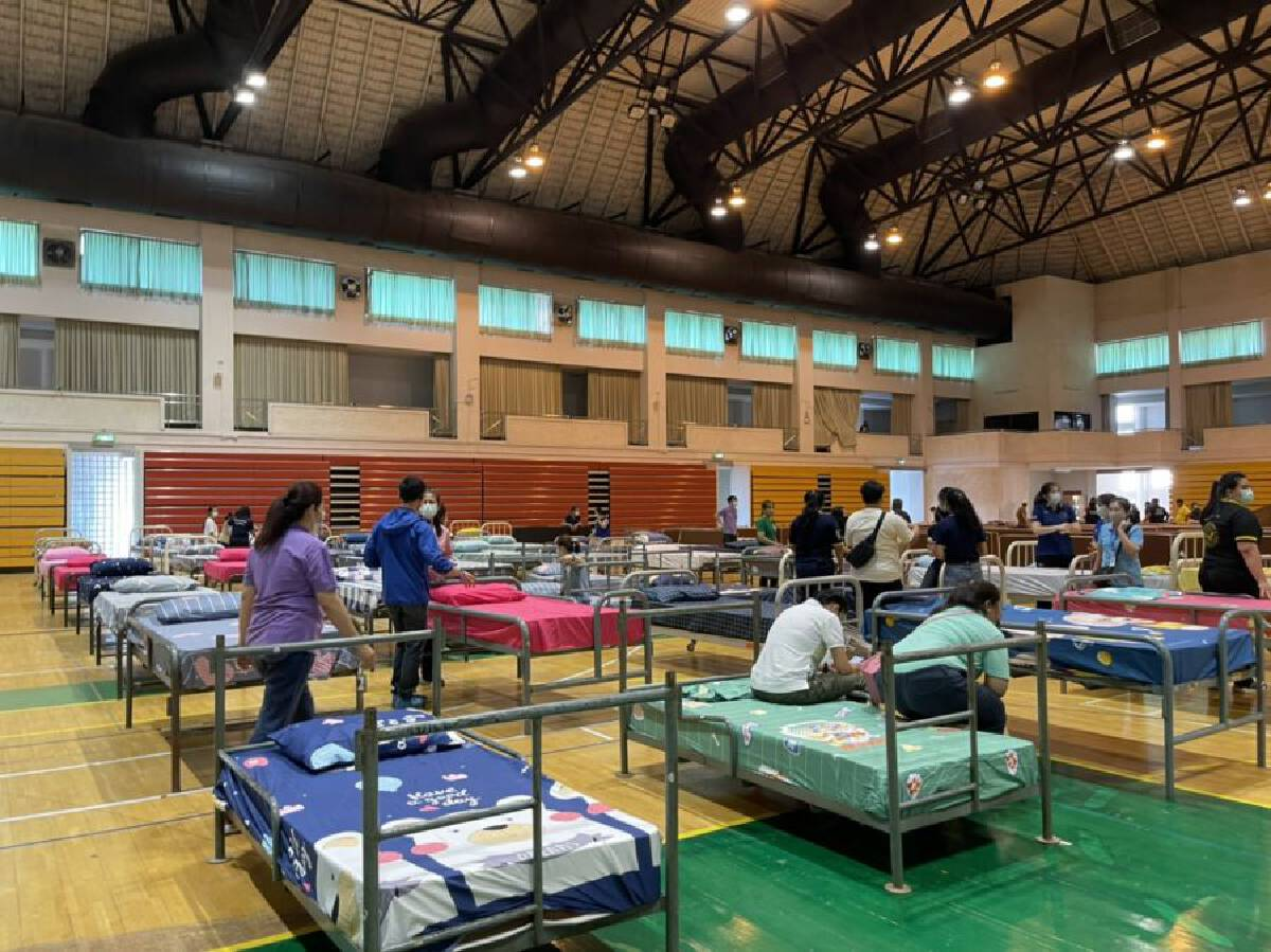 Chiang Mai to open 2nd field hospital as infections jump