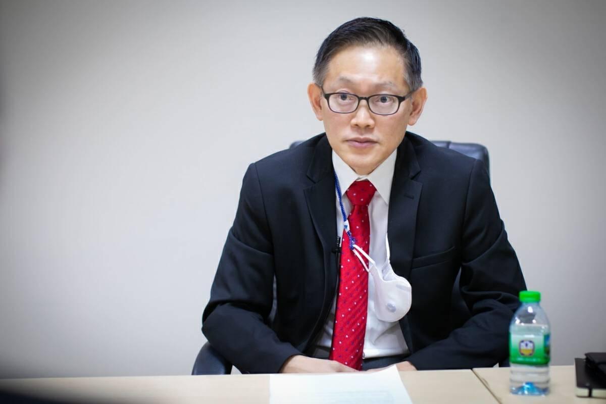 Dr Jadej Thammatach