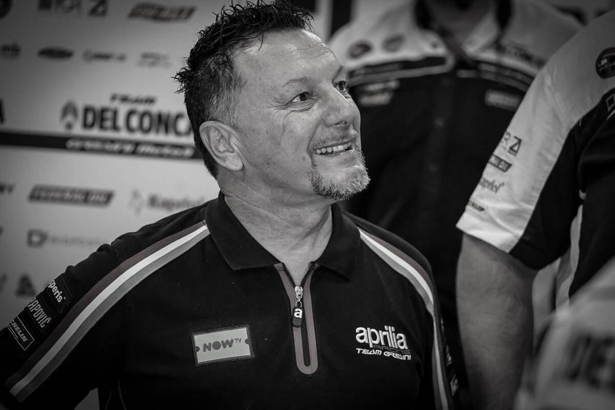 Formula 1® and MotoGP™ pay tribute to Fausto Gresini