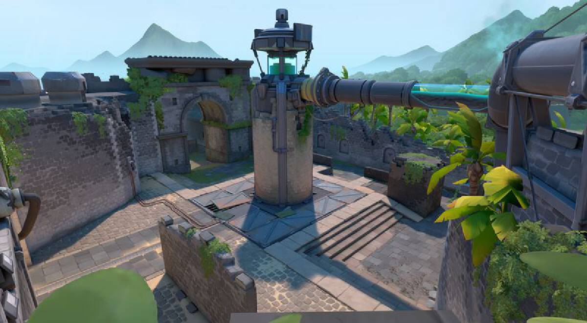 Heres how Breeze, Valorants newest map, was built