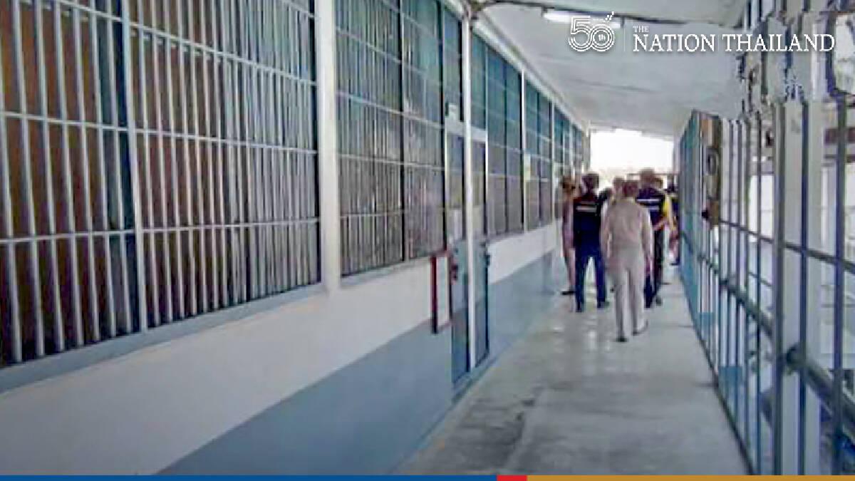 Narathiwat prison tides over serious Covid-19 crisis