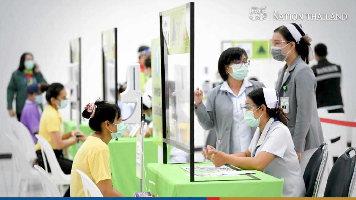 Bangkok gets its 4th vaccination station, 21 more to be set up within May