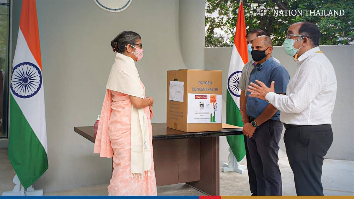 Photo Credit: Embassy of India in Bangkok