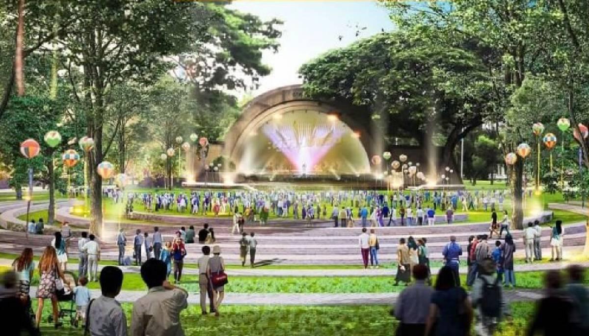 BMA aims to transform Lumpini Park into a world-class landmark