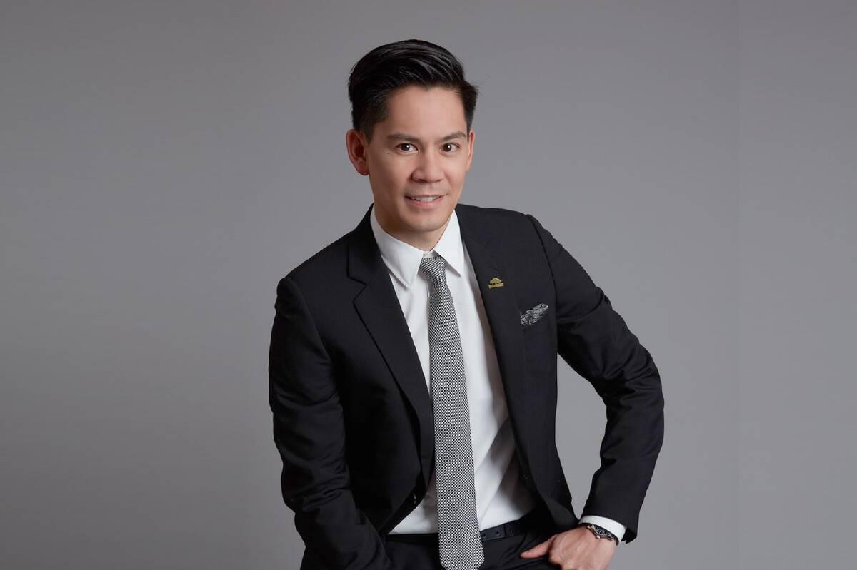 Korn Narongdej, Chief Executive Officer of Raimon Land