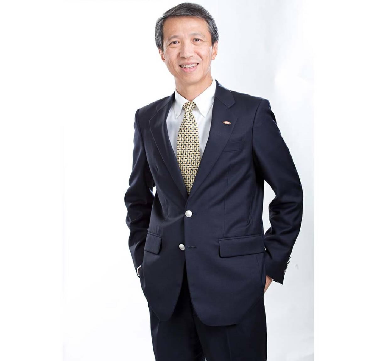 Chatchai Luanpolcharoenchai, Dow Thailand President