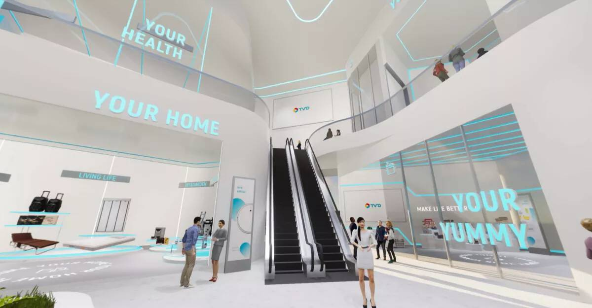 AIS deploys new tech in 24-hour virtual department store