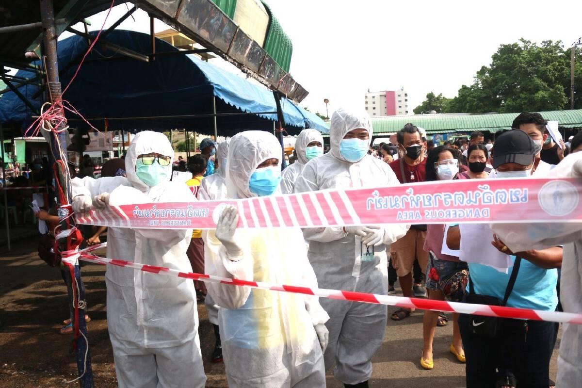 'Star' MPs join battle against virus outbreak in Bangkok