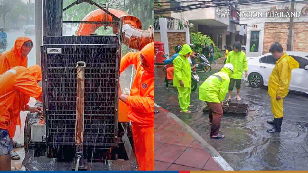 Bangkok braces for rainy season
