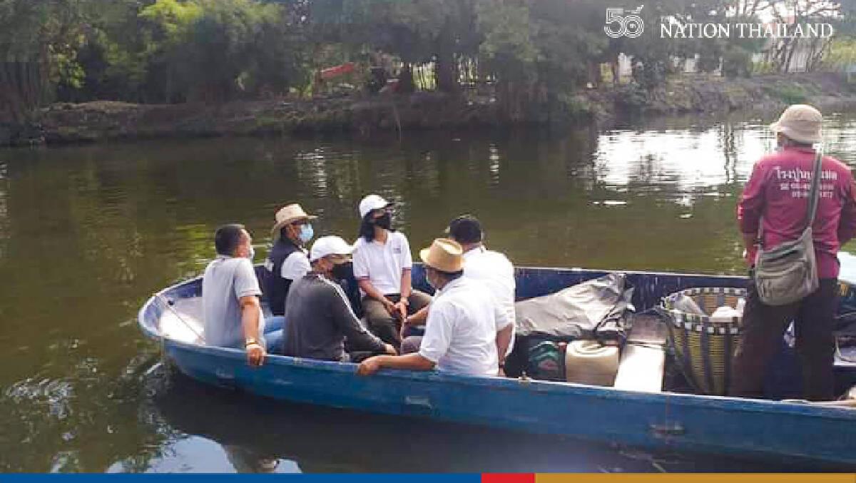 Development work continues to make Thonburi a tourist attraction