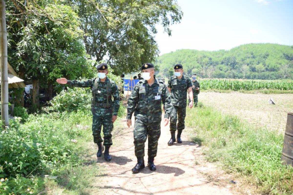 Border forces tighten patrol as entertainment venue in Myanmar reopens