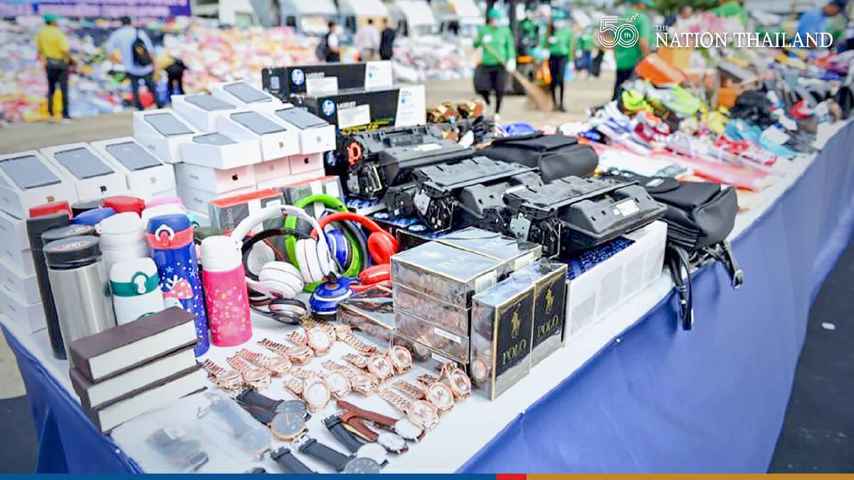 USTR puts Thailand on Watch List for IP protection, but praises govt efforts