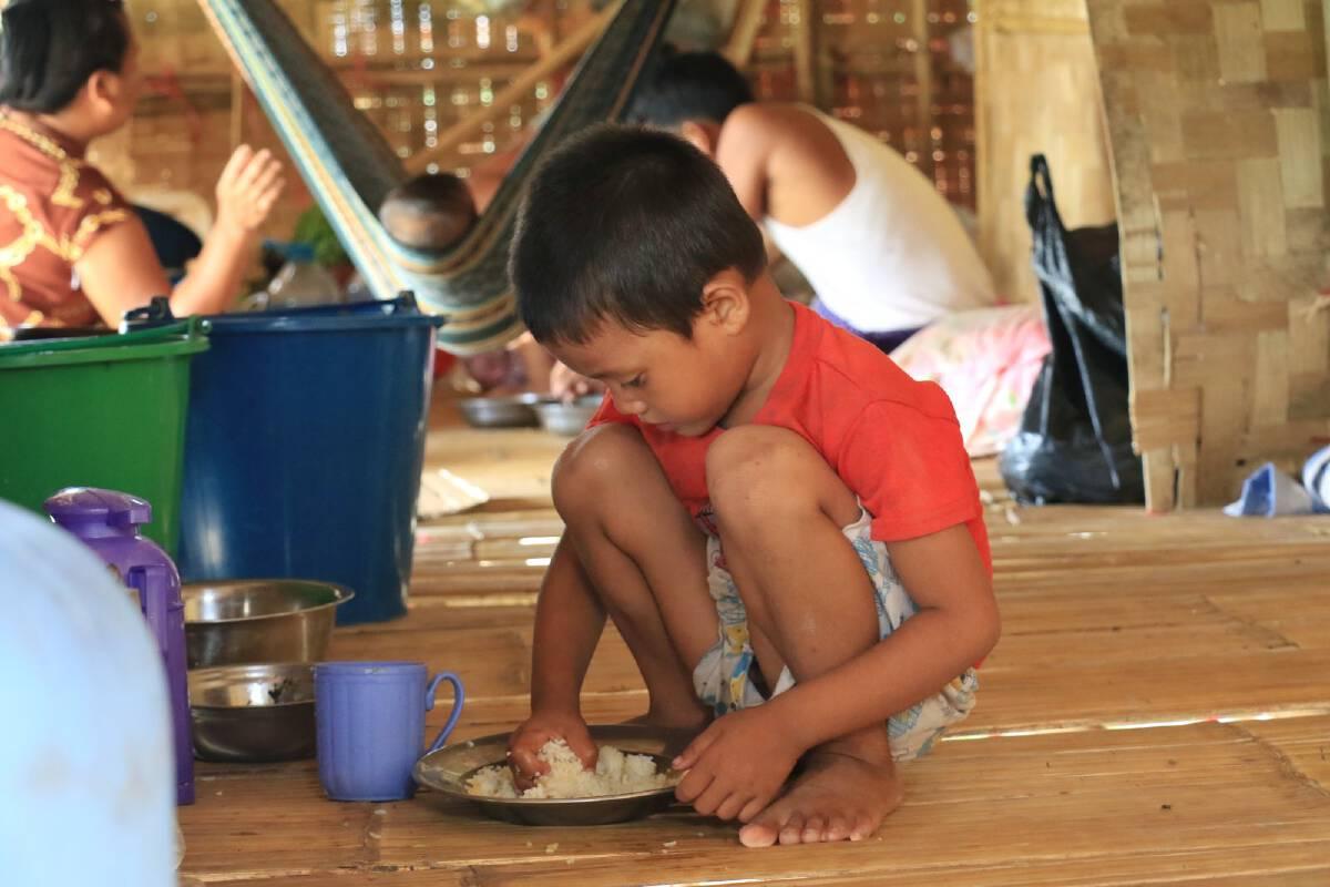 MYANMAR IS HUNGRY - PEOPLE NEED YOUR HELP
