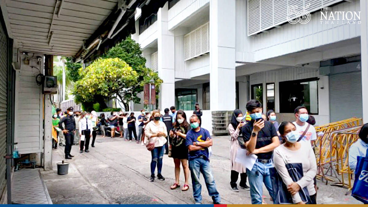 BMA launches proactive tests in Bang Rak area
