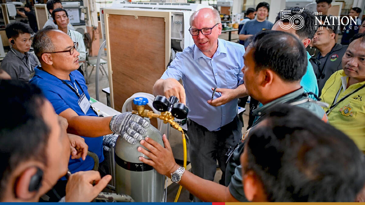 How one project has transformed Thai cooling sector, pushing climate-friendly technologies