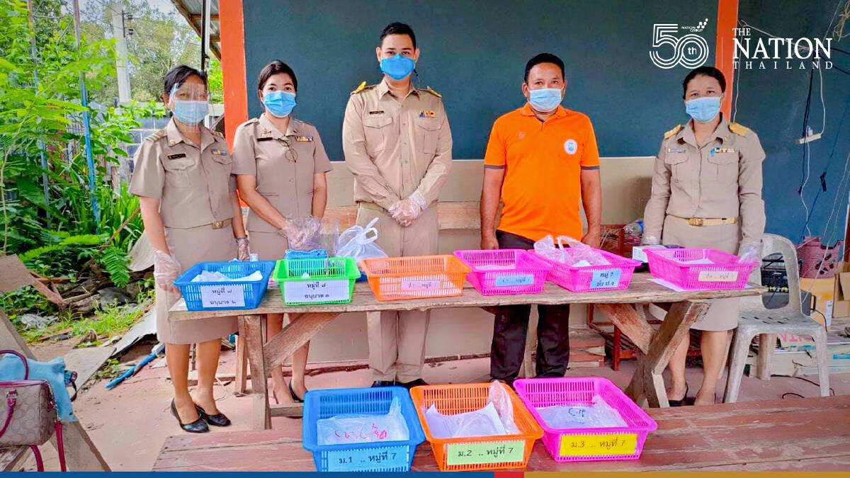 No school, no problem: Teachers hailed as heroes in rural Si Sa Ket