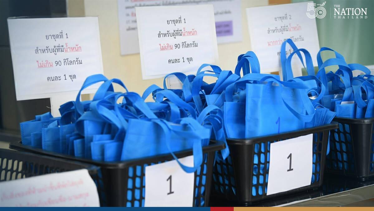 Bangkok launches 23 community isolation centres, 30 more on way