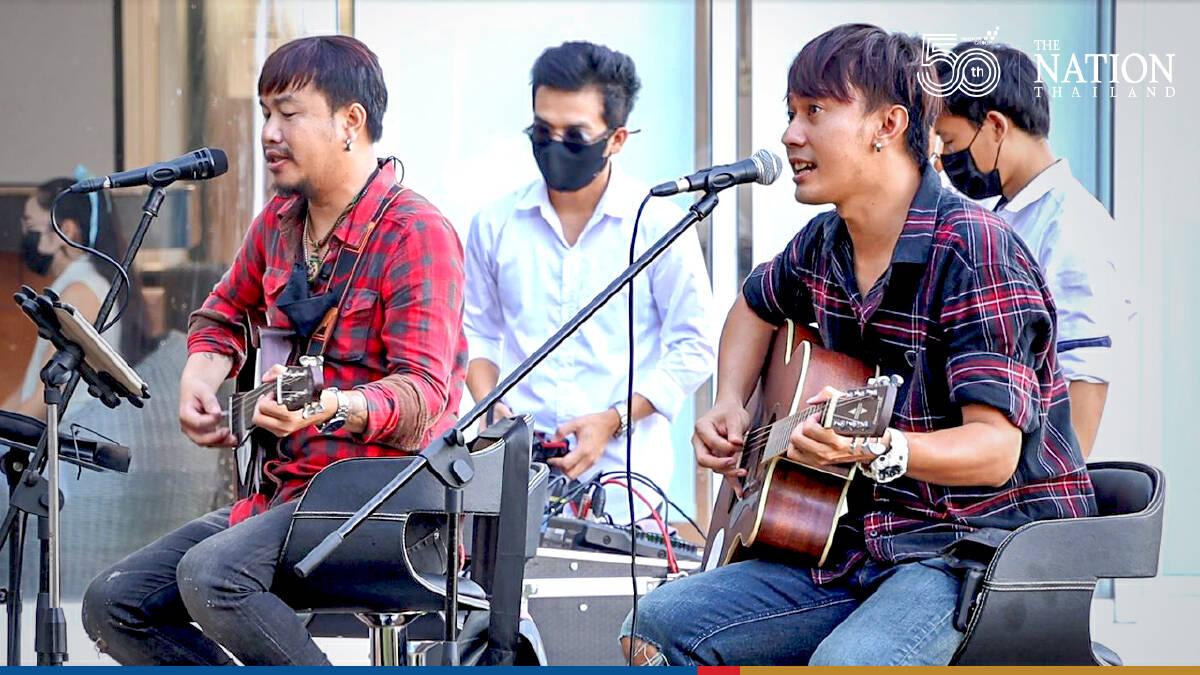 Live music, gorgeous views and aerobics – the upside of quarantine in Nakhon Phanom