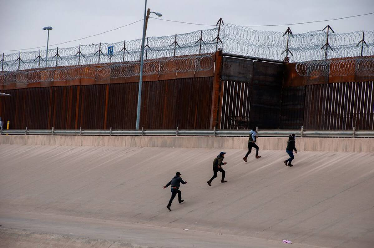 Migrant encounters at U.S. southern border reach yearly high in June: CBP.