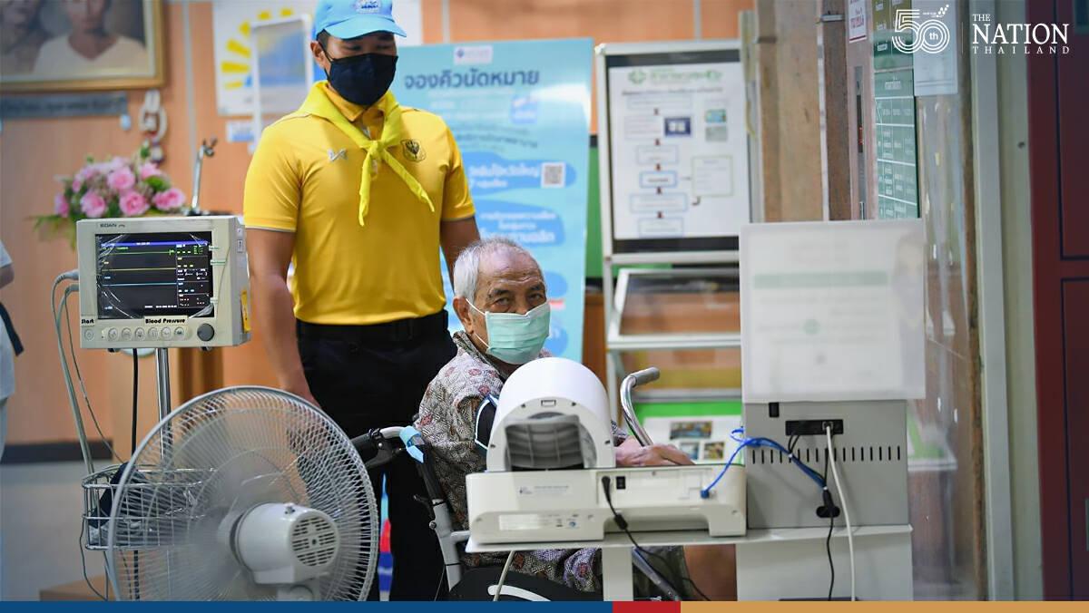 BMA Covid-19 response team sweeps through 201 Bangkok communities