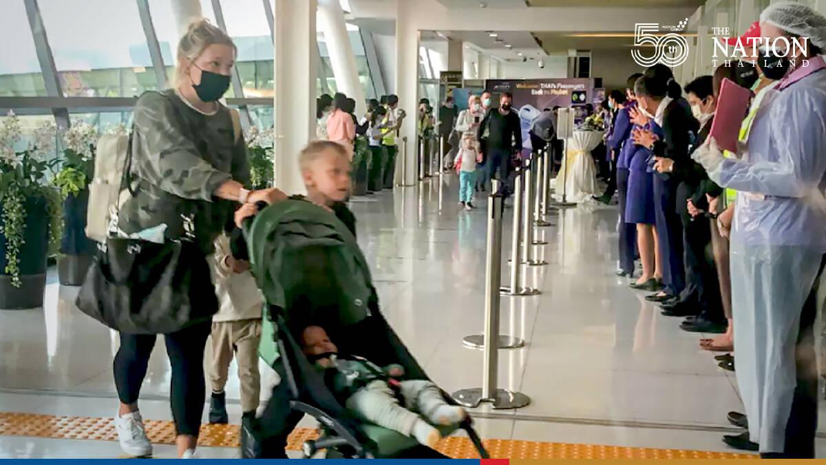 Two Myanmar kids travelling under Phuket Sandbox scheme test positive