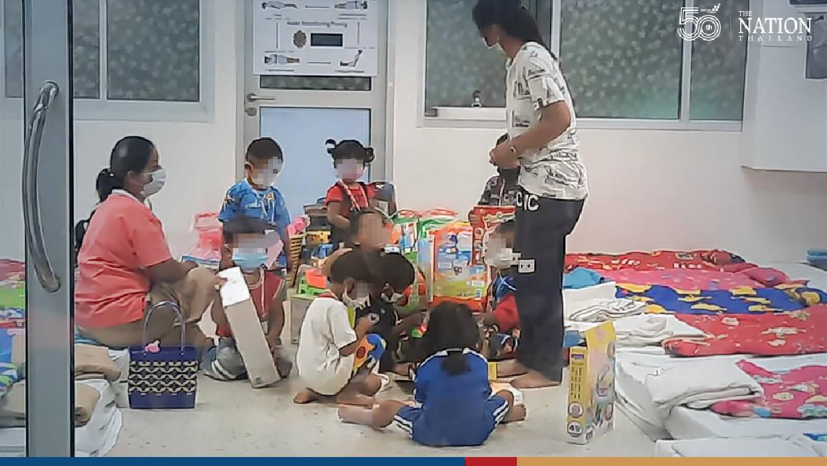 Toddler sparks Covid cluster in Khon Kaen nursery