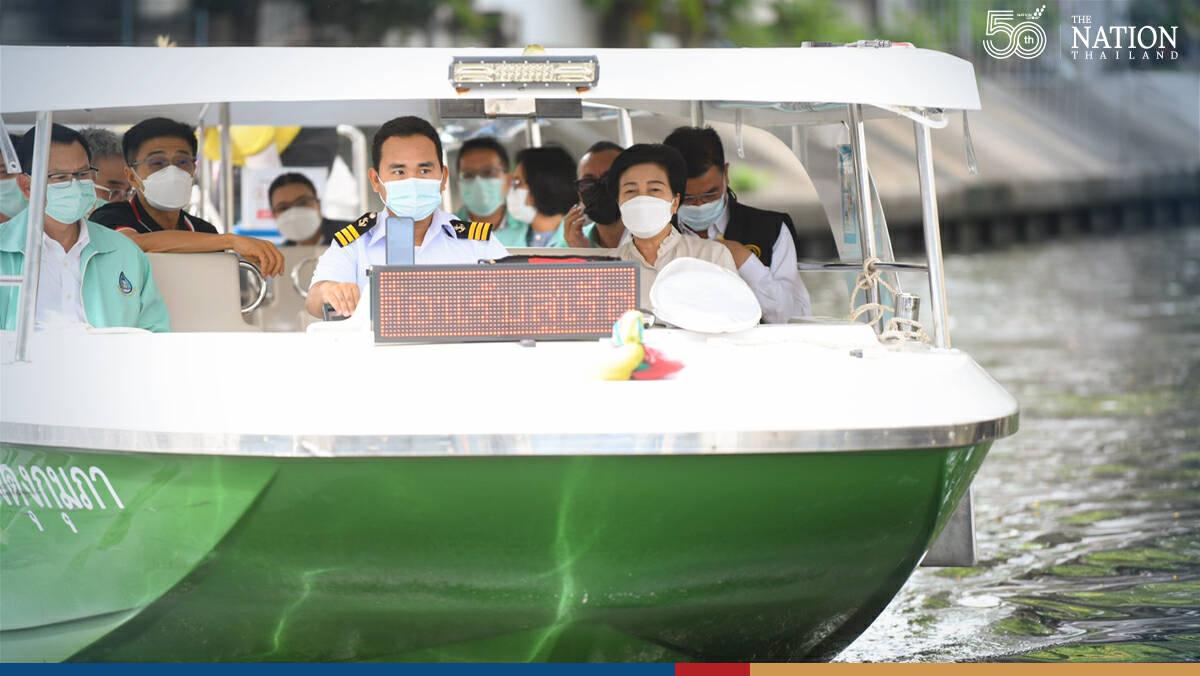 Bang Lamphu canal to become electrified tourism route through old Bangkok