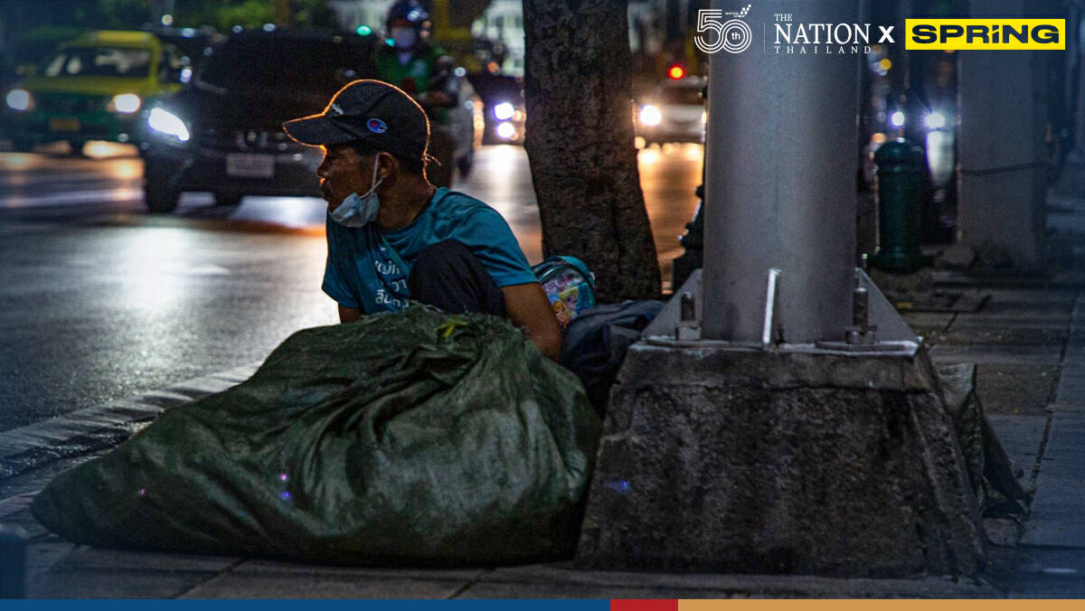 Choose a footpath and stay there, Bangkok's homeless told