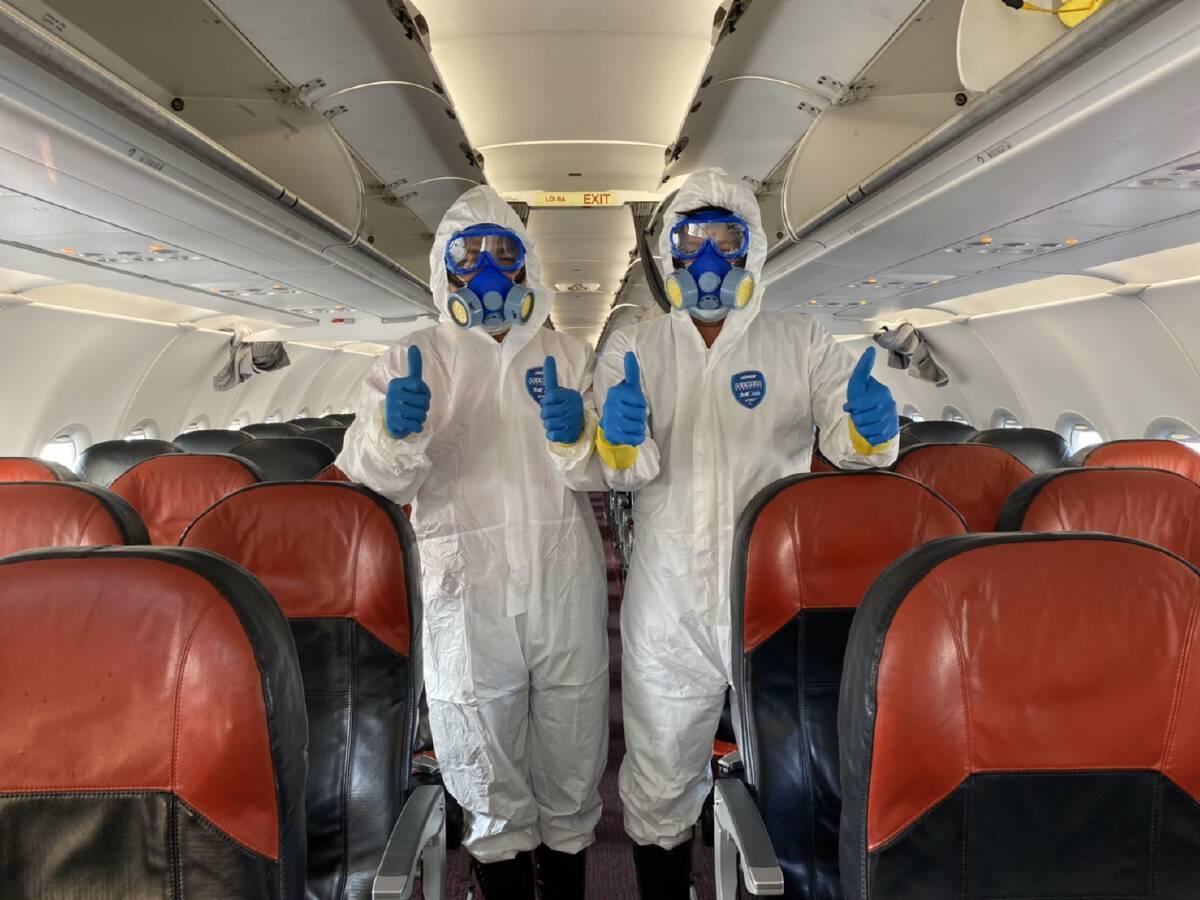 Thai Vietjet continues Convenient Flight to serve Domestic Travelers