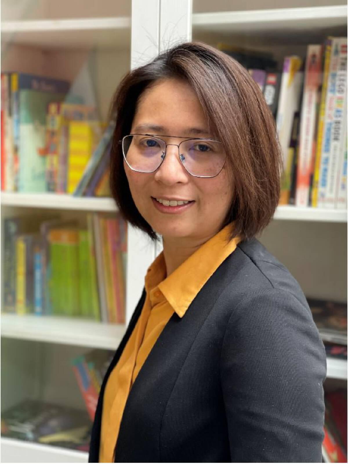 Sansanee Lerdlitruangsin, MD., Medical Director, Roche Thailand