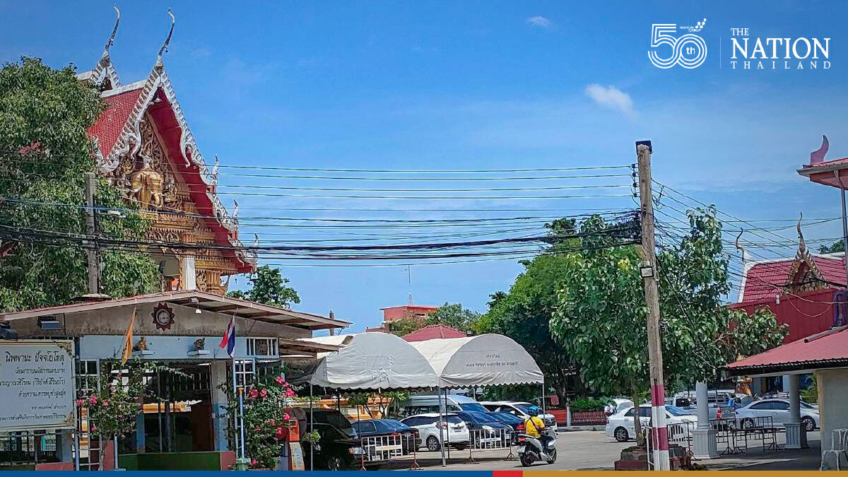 BMA on standby as Covid cluster uncovered in Bang Na temple
