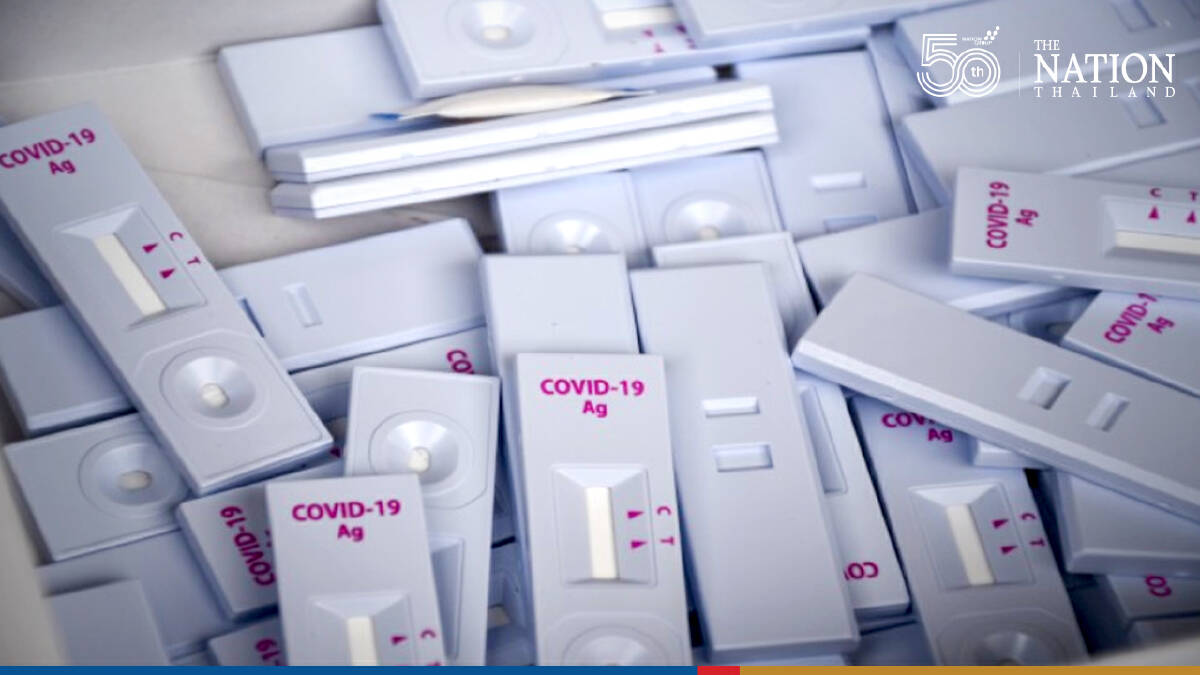 Pharmacies, online vendors in trouble for jacking up prices of test kits, Fah Talai Jone