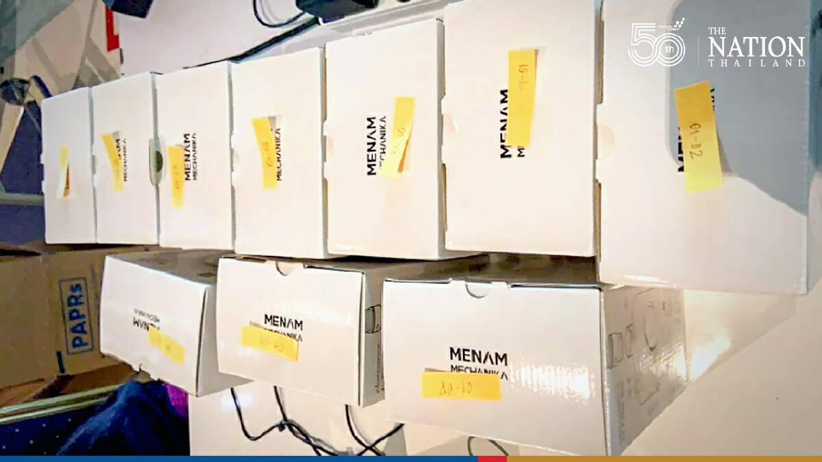 We need more equipment, nurses, medics, says Nonthaburi field hospital doctor
