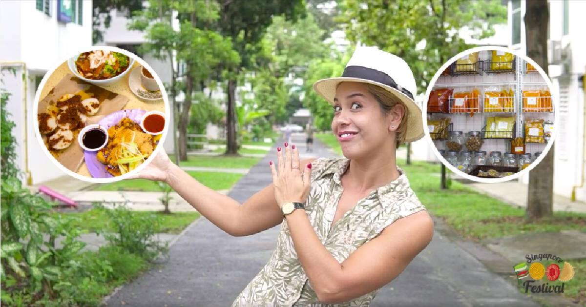Virtual Food Experiences with Nikki Muller.