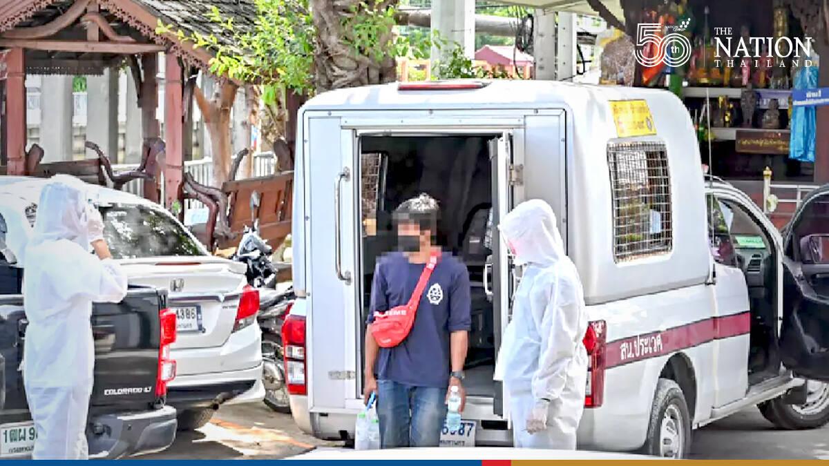Senior police officer charged over Samut Prakan car chase