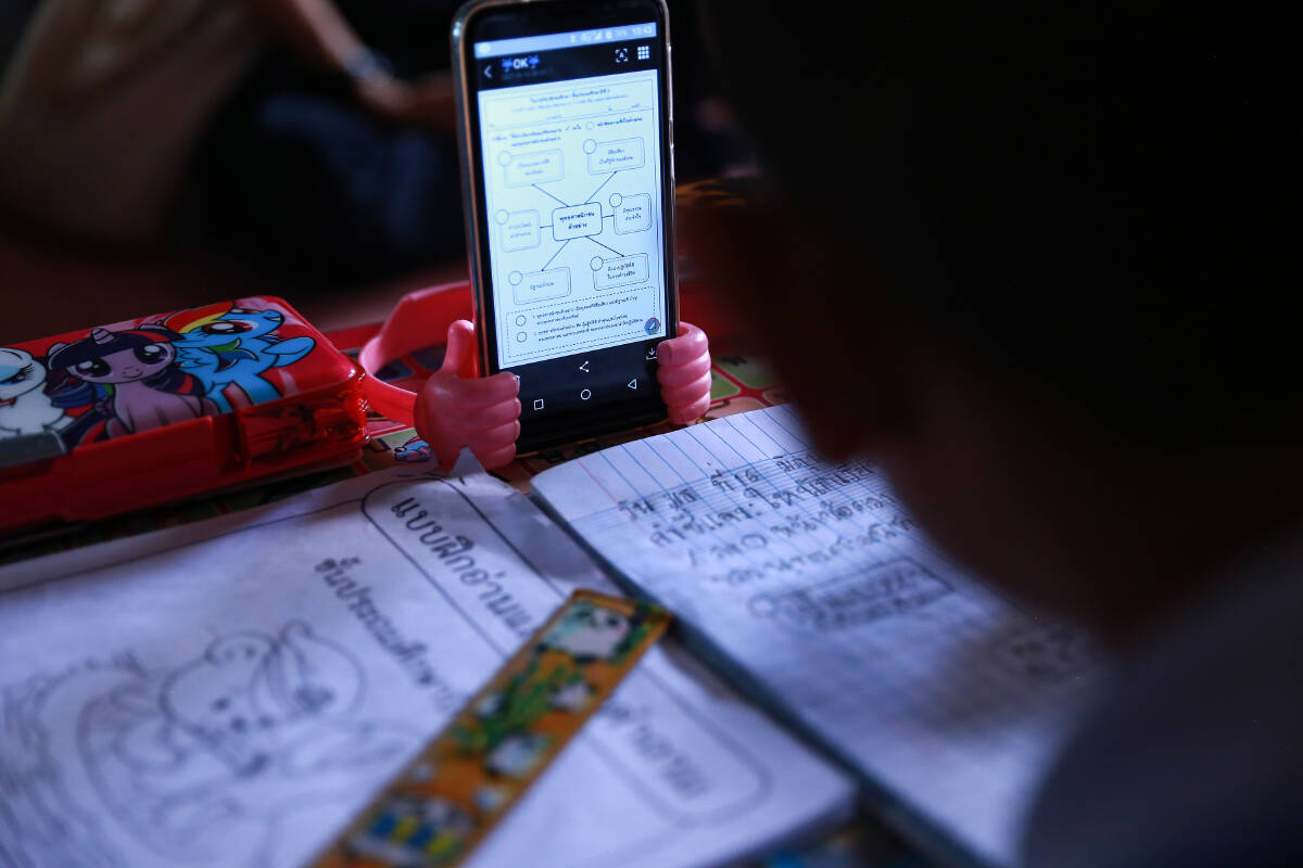 dtac partners with EEF to connect 2,000 disadvantaged schoolchildren