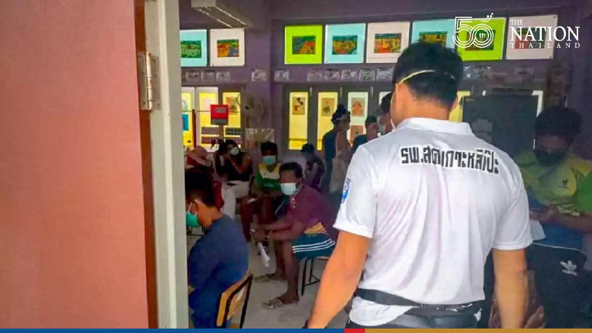Satun's Koh Lipe temporarily closed after sea gypsies test positive