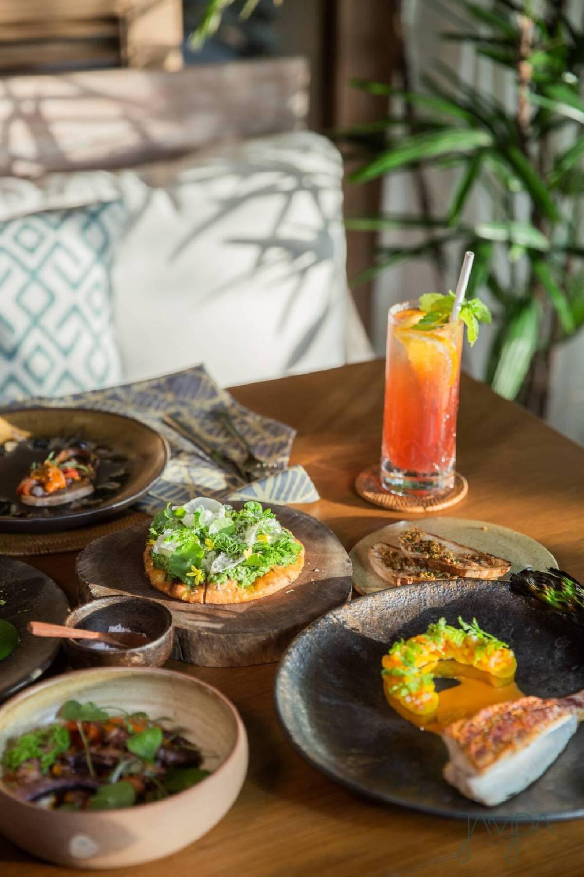JAMPA: Woodfire Zero-Waste Cuisine by Award-Winning Montara Hospitality Group