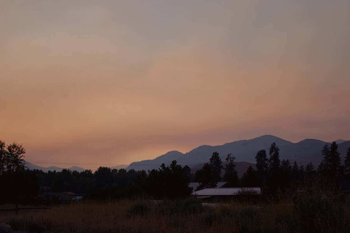 In a summer of smoke, a small town wonders: How are we going to do better than survive?