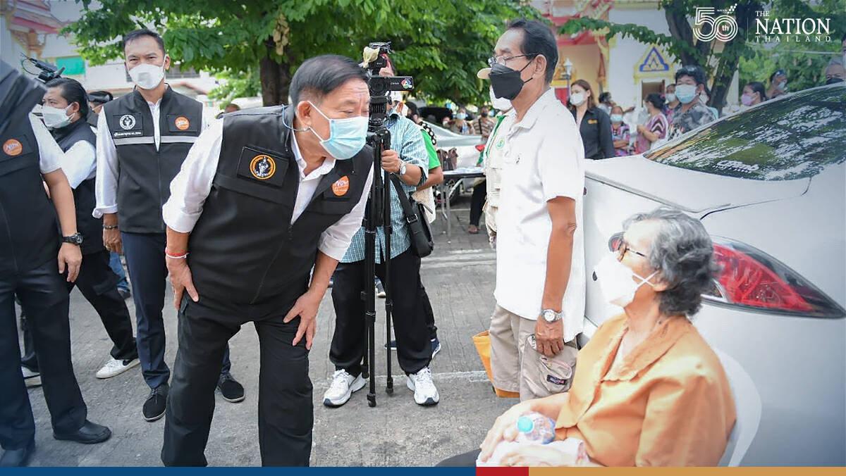 BMA kicks off campaign to inoculate bedridden Bangkokians
