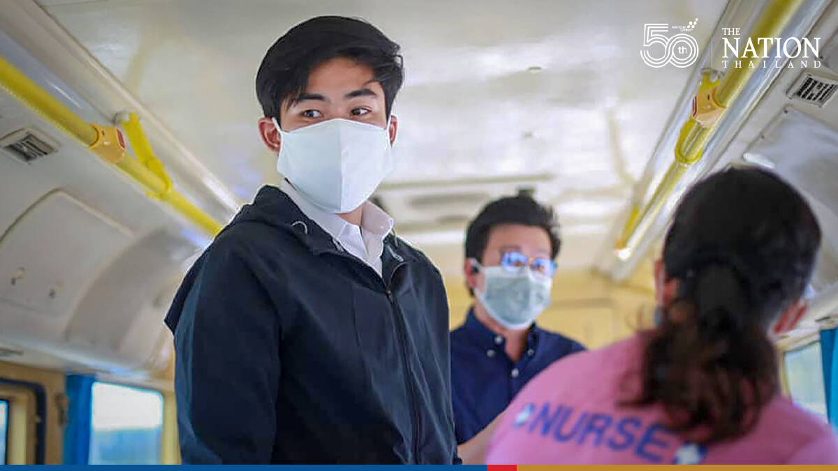 BMA's vaccination buses to roll out next week