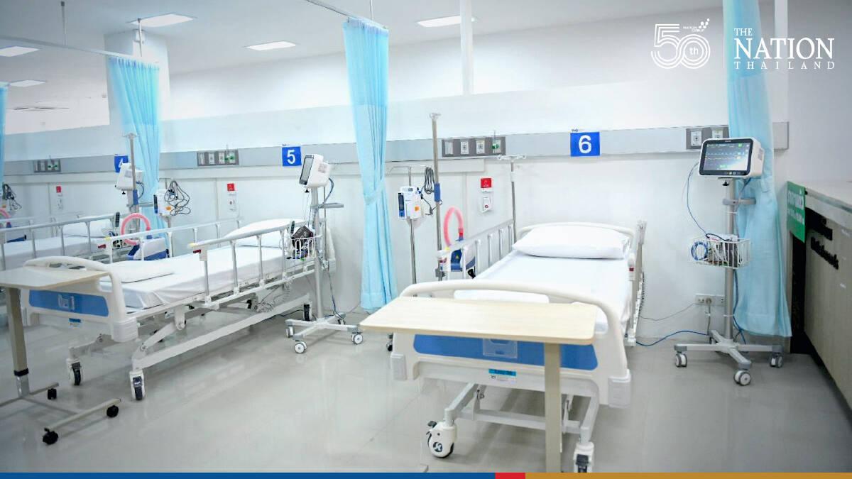 New modular ICU at Bangkok hospital can treat 40 severe Covid cases