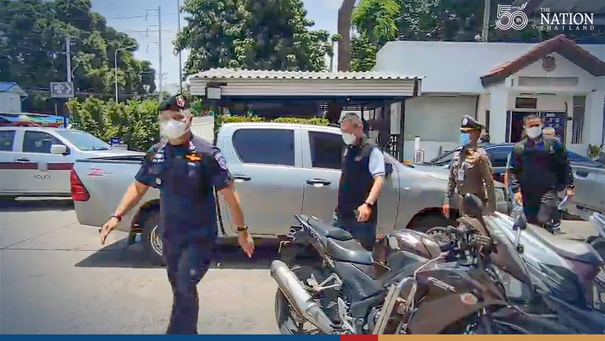 3 teens charged with distributing ping-pong bombs at Bangkok protest