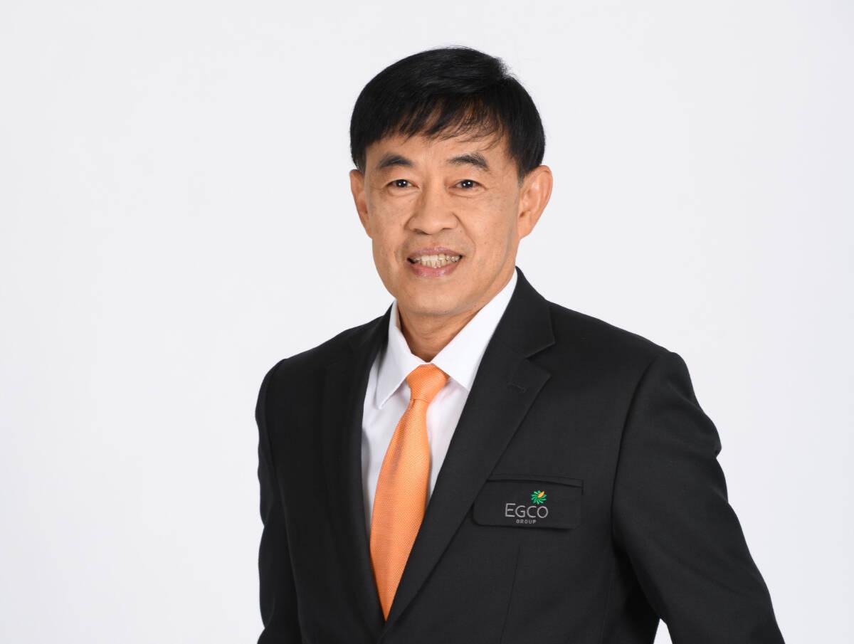 Mr. Thepparat Theppitak EGCO Group's President