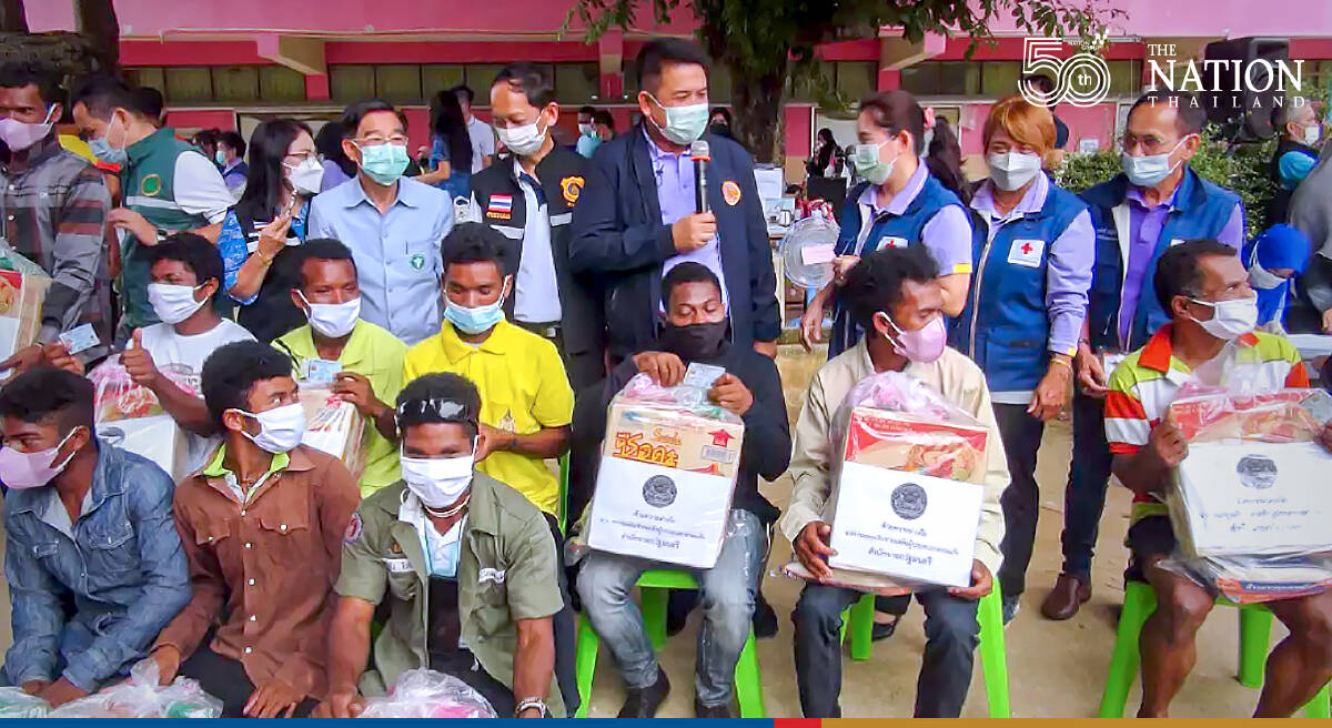 Ethnic groups in Yala get inoculated against Covid-19