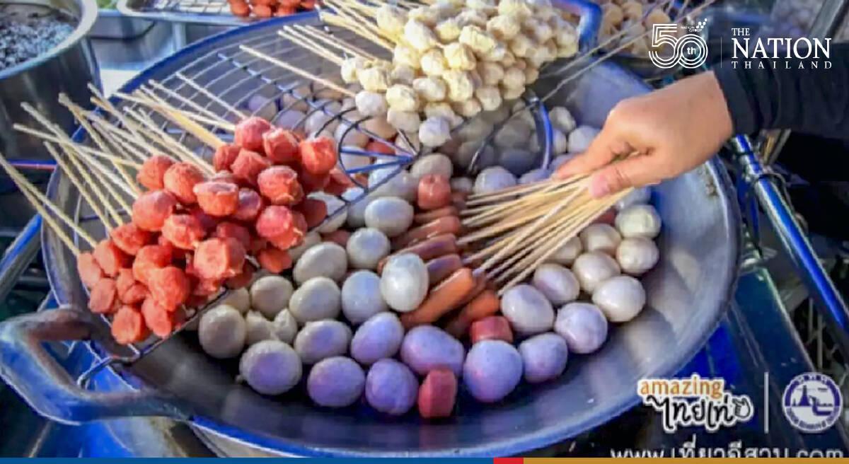 Buri Ram street pork ball fest set to hit the road as Lisa says she'd love some