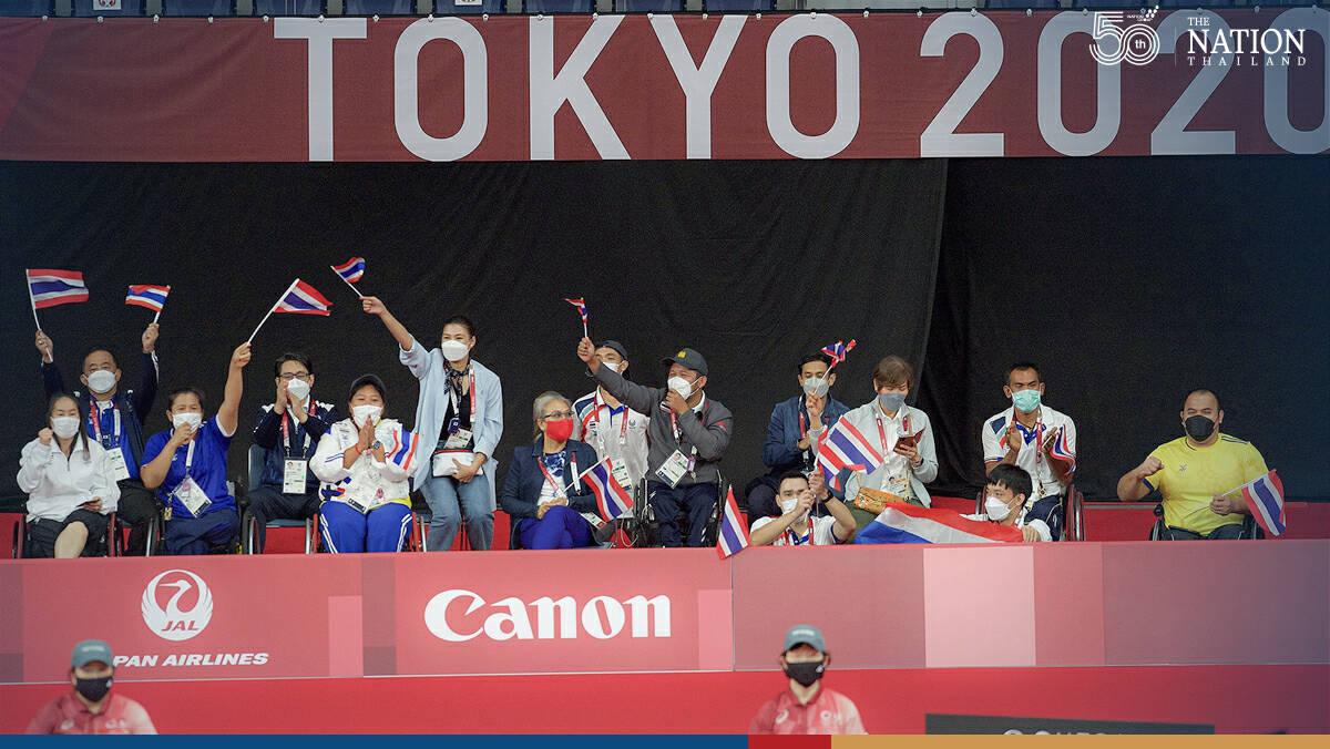 Sujirat wins fifth silver at Paralympics