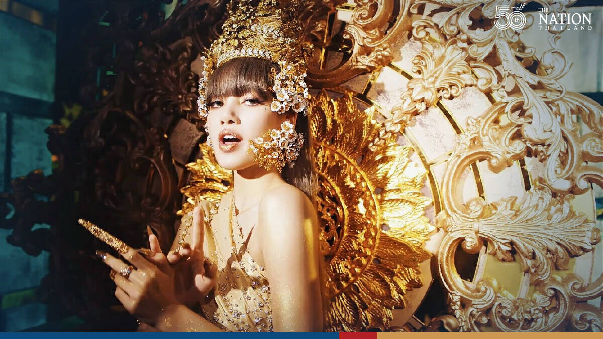 Thai netizens have a lot to say about new music video Lalisa