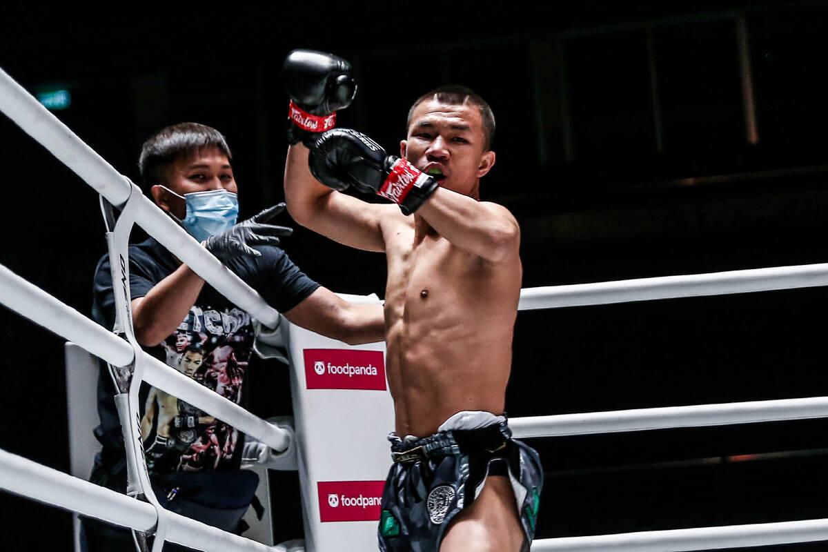 ONE Bantamweight Kickboxing World Champion Capitan Petchyindee Academy